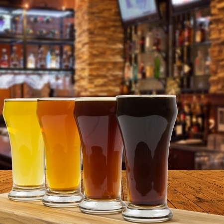 Microbrewery restaurants provide great jobs