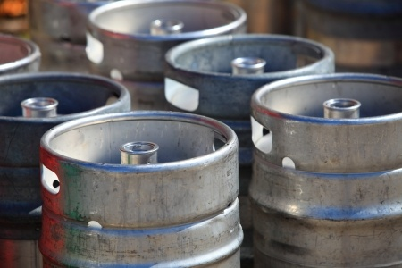 craft beer kegs